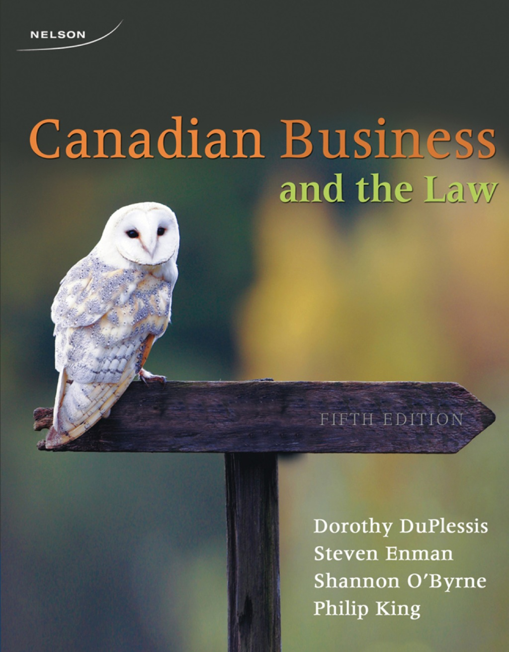 Canadian Business and the Law (ebook) eBooks