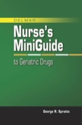 All the information you need, right at your fingertips! Quick access to essential drug information for geriatric patients is available with the portable, pocket-sized Delmar's Mini Guide to Geriatric Drugs.