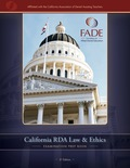 California Rda Law And Ethics Examination Prep Book And Student Study Card Set