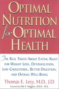 Debunks popular health myths with solid, practical nutrition facts This authoritative, thorough, and scientifically sound guide to nutrition and wellness provides information on weight loss, detoxification, low cholesterol, better digestion, mercury poisoning, cholesterol--and more! Optimal Nutrition for Optimal Health covers the same topics as current bestsellers such as Prescription for Nutritional Healing and The Nutrition Bible in as great a depth--but in a smaller, handier trim size and at a much more affordable price.