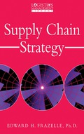 High-Tech and High-Touch Logistics Solutions for Supply Chain ChallengesIn today's fast-paced and customer-oriented business environment, superior supply chain performance is a prerequisite to getting and staying competitive