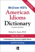 Shape up your English with thousands of idioms  Whether you are a learner of English who is having difficulty understanding expressions in everyday speech or a native speaker who wants to expand your written or spoken range, you need a comprehensive reference for idioms, common phrases, and sayings of American English