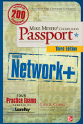 Mike Meyers' Comptia Network  Certification Passport, Third Edition
