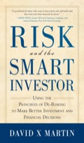 "Master the most important investing skill of all—DECISION MAKING  ""De-risking your investments requires knowing that there is much you don't know."" –David X Martin  Risk exists because of one simple fact: Decisions are always based on incomplete information"