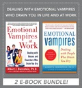 TWO E-BOOKS IN ONEEmotional Vampires at WorkWhether it's a coworker, subordinate, or boss, there's at least one emotional vampire in every office