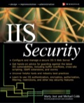 Protect your IIS server with help from this authoritative book