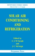 Solar Air Conditioning and Refrigeration 9780080407500