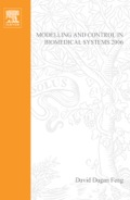 Modelling and Control in Biomedical Systems (including Biological Systems) was held in Reims, France, 20-22 August 2006