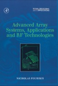 Advanced Array Systems, Applications and RF Technologies 9780080498706