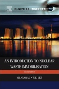 Drawing on the authors' extensive experience in the processing and disposal of waste, An Introduction to Nuclear Waste Immobilisation, Second Edition examines the gamut of nuclear waste issues from the natural level of radionuclides in the environment to geological disposal of waste-forms and their long-term behavior