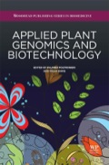 Applied plant genomics and biotechnology reviews the recent advancements in the post-genomic era, discussing how different varieties respond to abiotic and biotic stresses, investigating epigenetic modifications and epigenetic memory through analysis of DNA methylation states, applicative uses of RNA silencing and RNA interference in plant physiology and in experimental transgenics, and plants modified to produce high-value pharmaceutical proteins