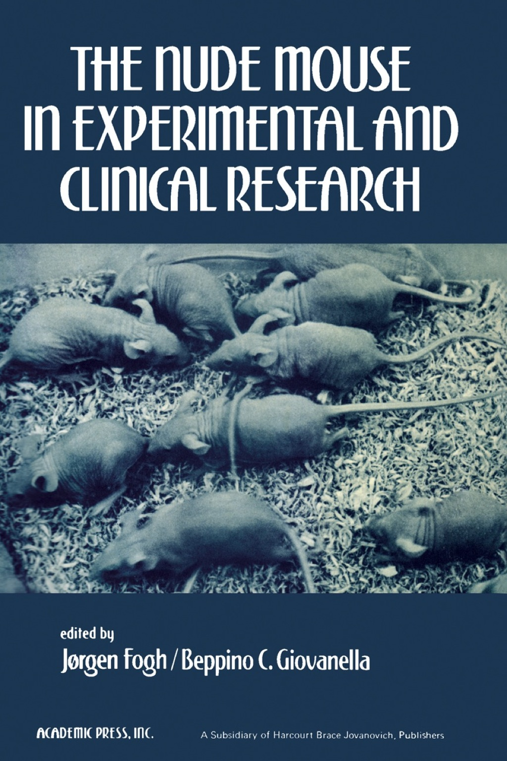 The Nude Mouse in Experimental and Clinical Research (ebook) eBooks