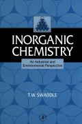This book addresses the question, What is inorganic chemistry good for? rather than the more traditional question, How can we develop a theoretical basis for inorganic chemistry from sophisticated theories of bonding? The book prepares students of science or engineering for entry into the multi-billion-dollar inorganic chemical and related industries, and for rational approaches to environmental problems such as pollution abatement, corrosion control, and water treatment
