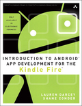 Get Started Fast with Android App Development for Amazon's Best-Selling Kindle Fire!    Practically overnight, the Amazon Kindle Fire has become the world's top-selling Android-based tablet