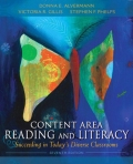 Content Area Reading and Literacy: Succeeding in Today's Diverse Classrooms 9780133071887R180
