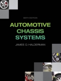 Automotive Chassis Systems 9780133371512R180