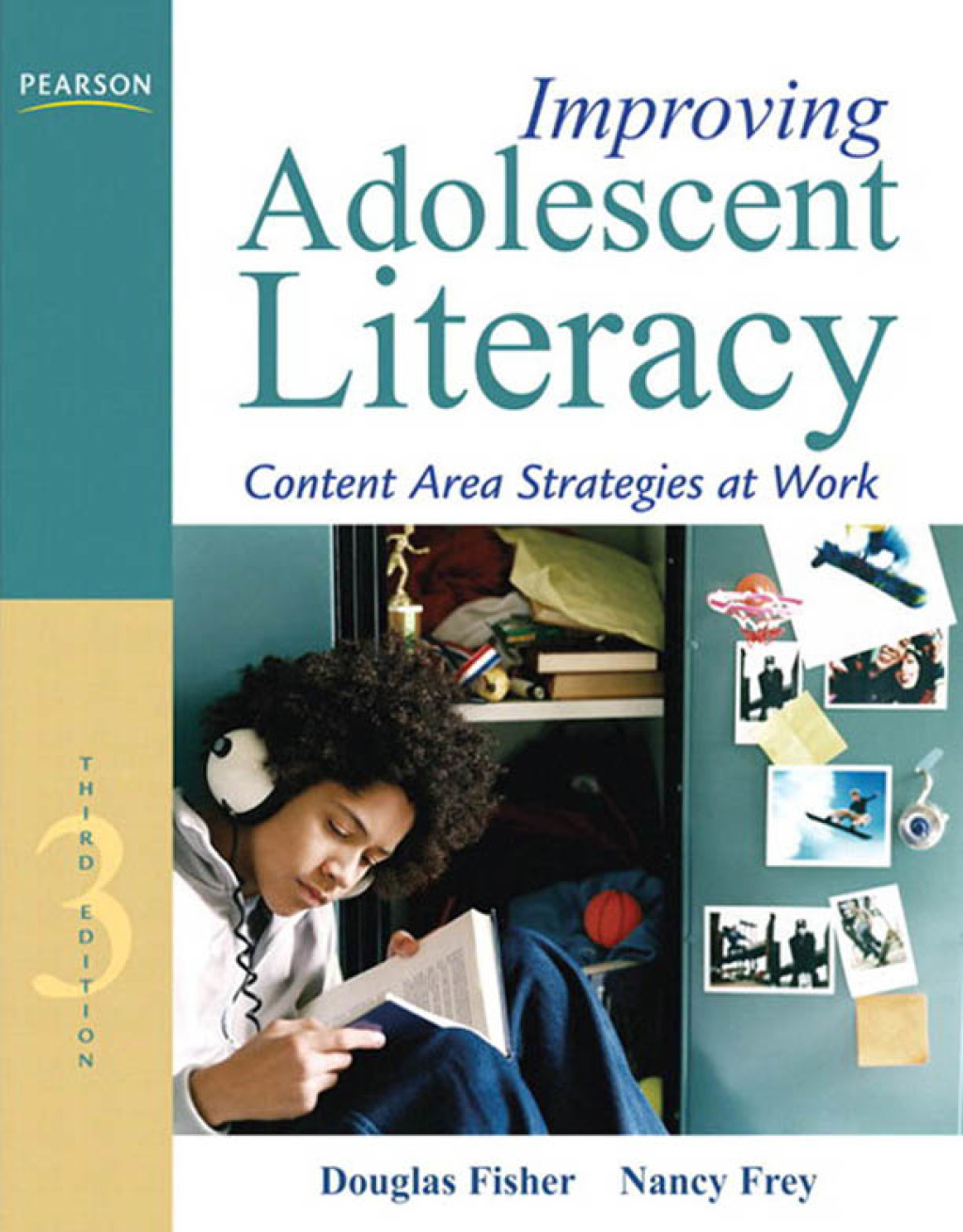 Improving Adolescent Literacy: Content Area Strategies at Work (ebook)