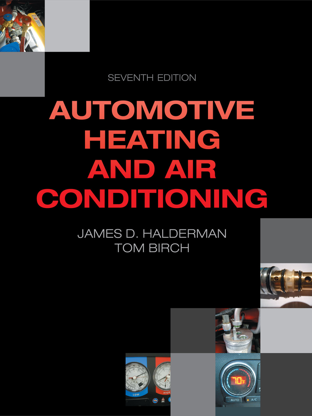 Automotive Heating and Air Conditioning (ebook)