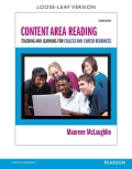 Content Area Reading: Teaching and Learning for College and Career Readiness 9780133520903R180