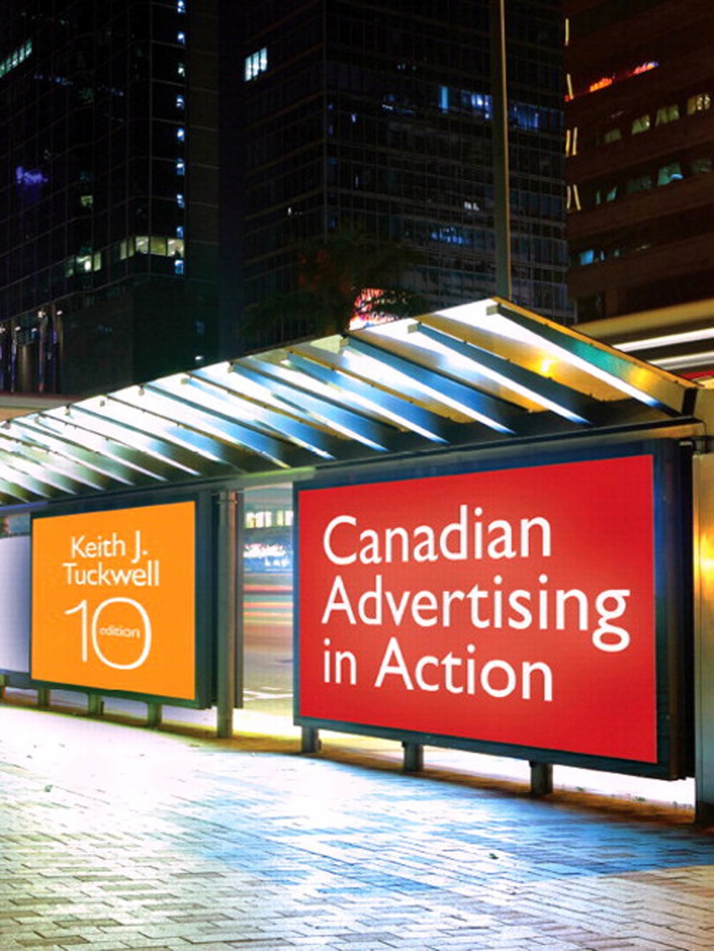 Canadian Advertising in Action, (ebook)