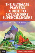 This is the perfect full-color, hands-on, easy tutorial for Skylanders SuperChargers - the newest game in Activision's amazingly popular series! Packed with boldly-labeled in-game pictures, it's designed for every player - including young players who find other Skylanders books too complicated