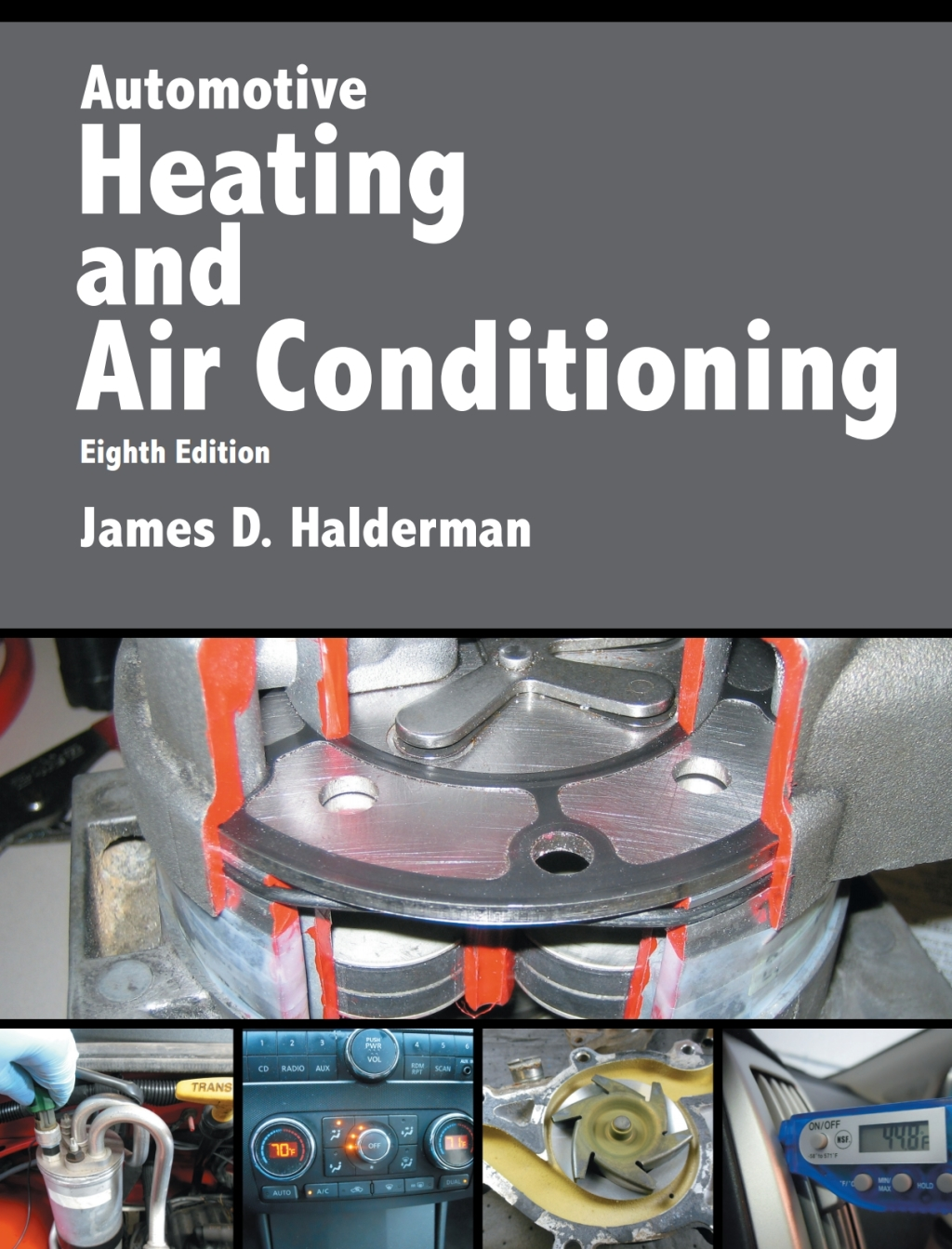 Automotive Heating and Air Conditioning (ebook) eBooks