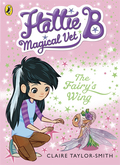 Hattie B, Magical Vet: The Fairy's Wing (Book 3), is the third book in a magical new series for girls!Discover a secret world of fairy-tale creatures!Hattie B knows there's no time to lose when her charm bracelet calls her back to the Kingdom of Bellua.Evil King Ivar of the Imps wants to fly, so he's stolen the magic from a fairy's wing.Hattie must find an enchanted thread to fix the wing, but someone is determined to stop her