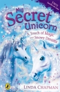 In A Touch of Magic Lauren is worried when her little brother Max stops caring for his puppy – how can she and Twilight help him to realize that looking after a pet is very important? In Snowy Dreams Twilight's magic is fading! Lauren can't believe it