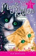 Two sparkling Magic Kitten stories in one book! In A Summer Spell Lisa's boring summer is transformed when tiny marmalade kitten Flame comes into her life