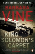 King Solomon's Carpet - a prize-winning crime classic from bestselling author Barbara VineWinner of the Crime Writers Association Gold Dagger Award'The tension grows ..