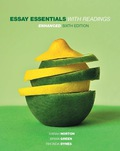 Essay Essentials with Readings, Enhanced 9780176753696R180