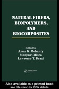 Natural/Biofiber composites are emerging as a viable alternative to glass fiber composites, particularly in automotive, packaging, building, and consumer product industries, and becoming one of the fastest growing additives for thermoplastics