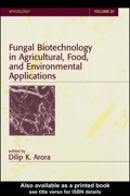 Contributions from 80 world-renowned authorities representing a broad international background lend Fungal Biotechnology in Agricultural, Food, and Environmental Applicationsfirst-class information on the biotechnological potential of entomopathogenic fungi and ergot alkaloids, applications of Trichoderma in disease control, and the development of mycoherbicides