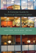 A Concise Guide To Technical Communication, Second Canadian Edition Plus New Mycanadiantechcommlab With Pearson Etext -- Access Card Package, 2/e