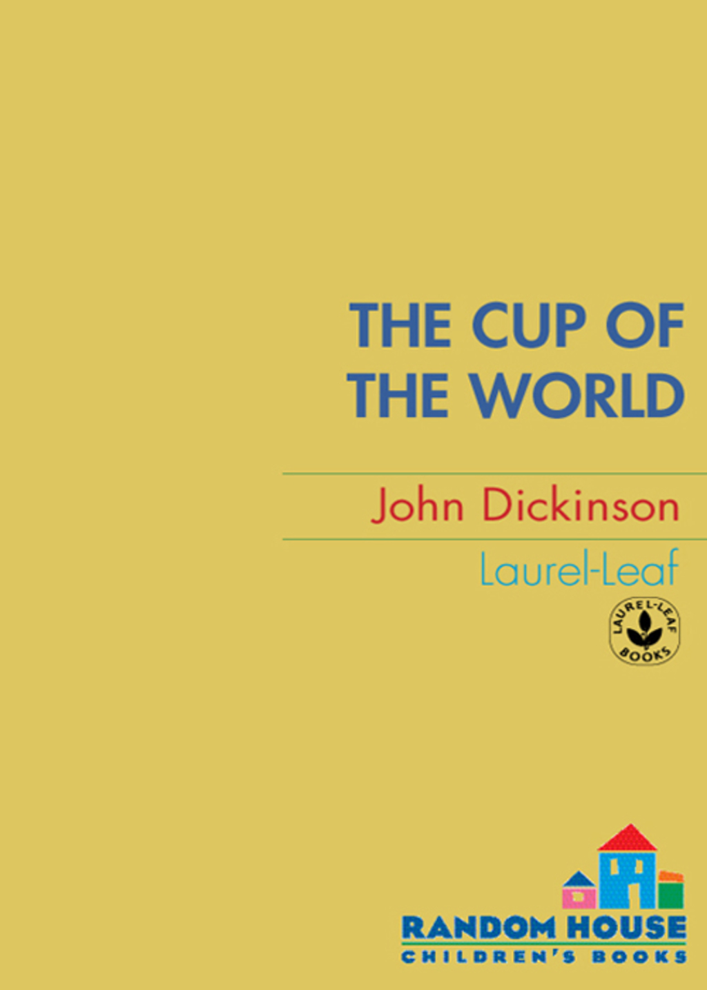 The Cup of the World (ebook) eBooks