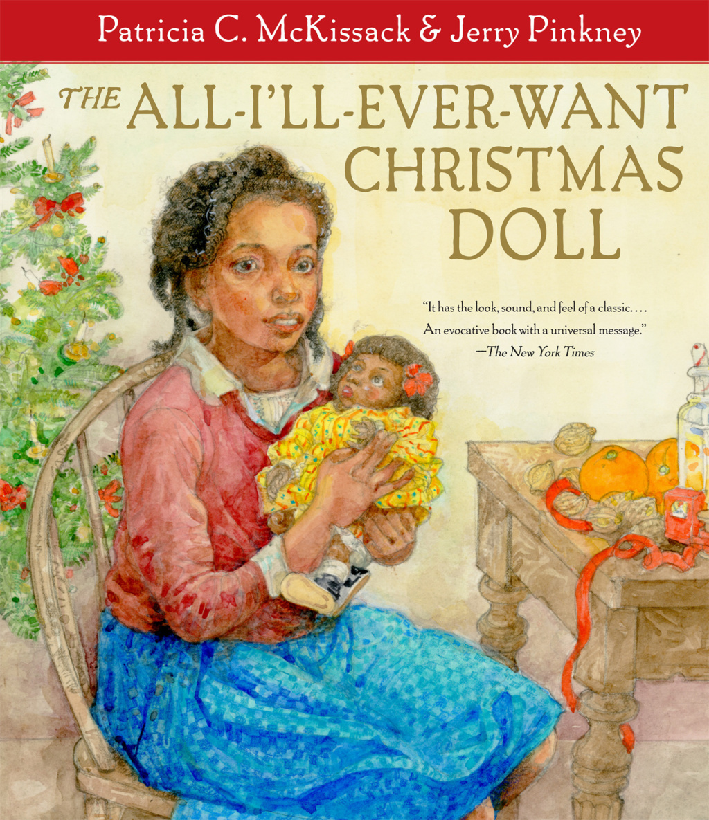 The All-I'll-Ever-Want Christmas Doll (ebook) eBooks