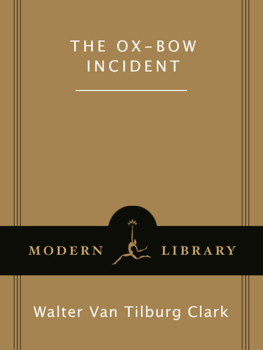 The Ox-Bow Incident (ebook)