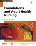 An all-inclusive guide to fundamentals and medical-surgical nursing for the LPN/LVN, Foundations and Adult Health Nursing, 7th Edition covers the skills you need for clinical practice, from anatomy and physiology to nursing interventions and maternity, neonatal, pediatric, geriatric, mental health, and community health care