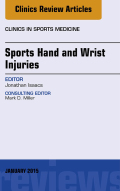 Sports Hand And Wrist Injuries, An Issue Of Clinics In Sports Medicine,