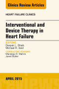 This issue of Heart Failure Clinics, devoted to Interventional and Device Therapy in Heart Failure, is edited by Deepak L