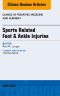 This issue will focus on sports-related foot and ankle injuries, including articles on the following: Podiatrists as a member of the sports medicine team, New & emerging sports medicine technologies, Ankle sprains and return to sports activities, Dynamic clinical assessment techniques of the athlete, Acute lower extremity injuries, Principles of rehabilitation and return to sports following injury, and many more!