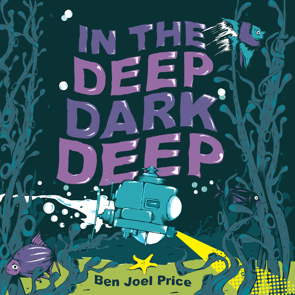 In the Deep Dark Deep (ebook) eBooks