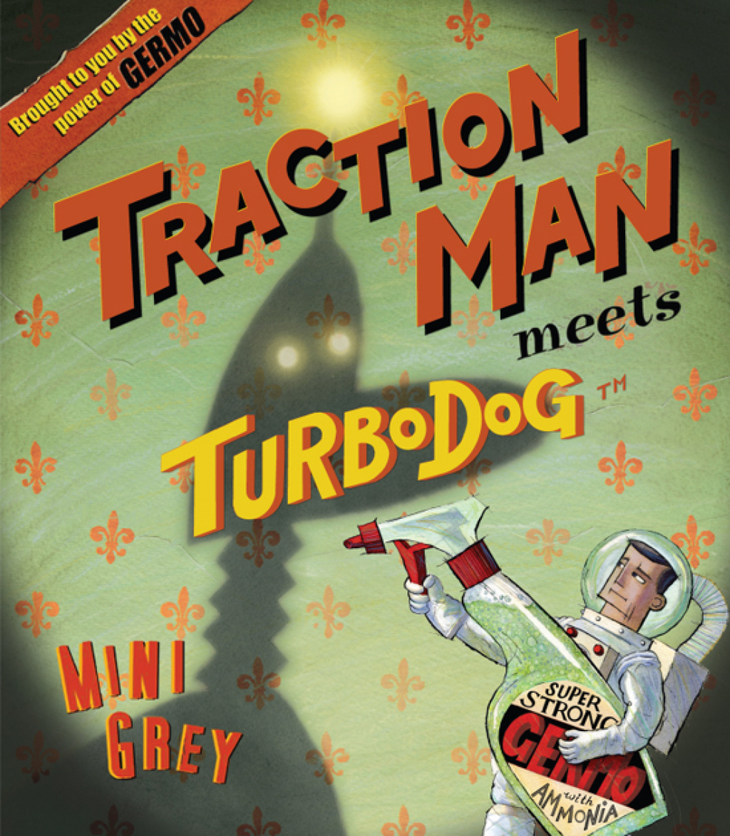Traction Man Meets Turbo Dog (ebook) eBooks