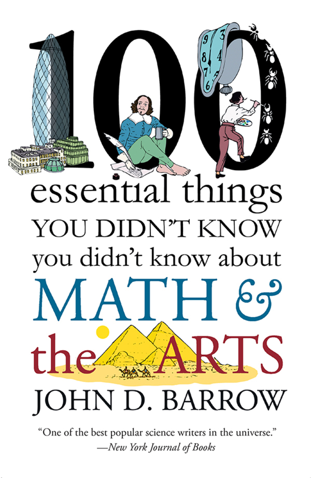 100 Essential Things You Didn't Know You Didnt Know about Math and the Arts (ebook) eBooks