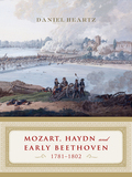 A vivid portrait of Mozart and Haydn's greatest achievements and young Beethoven's works under their influence.Completing the trilogy begun with Haydn, Mozart and the Viennese School, 1740-1780 and continued in Music in European Capitals: The Galant Style, 1720-1780, Daniel Heartz concludes his extensive chronicle of the Classical Era with this much-anticipated third volume
