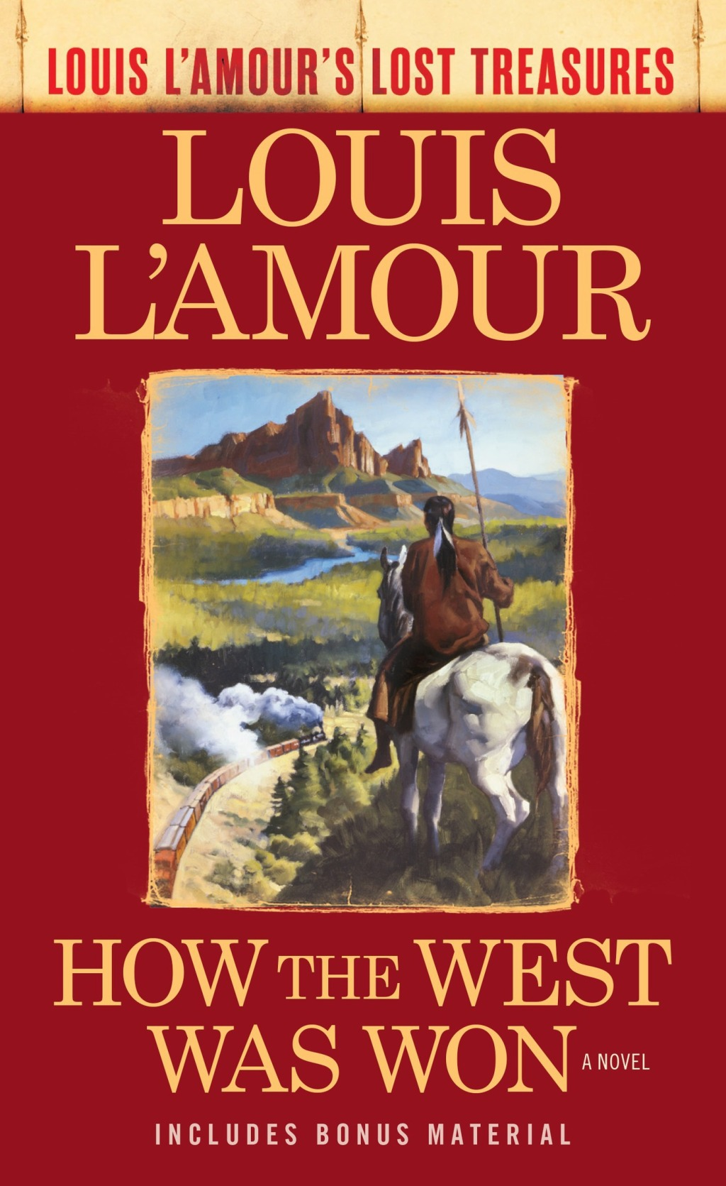 How the West Was Won (Louis L'Amour's Lost Treasures) (ebook) eBooks