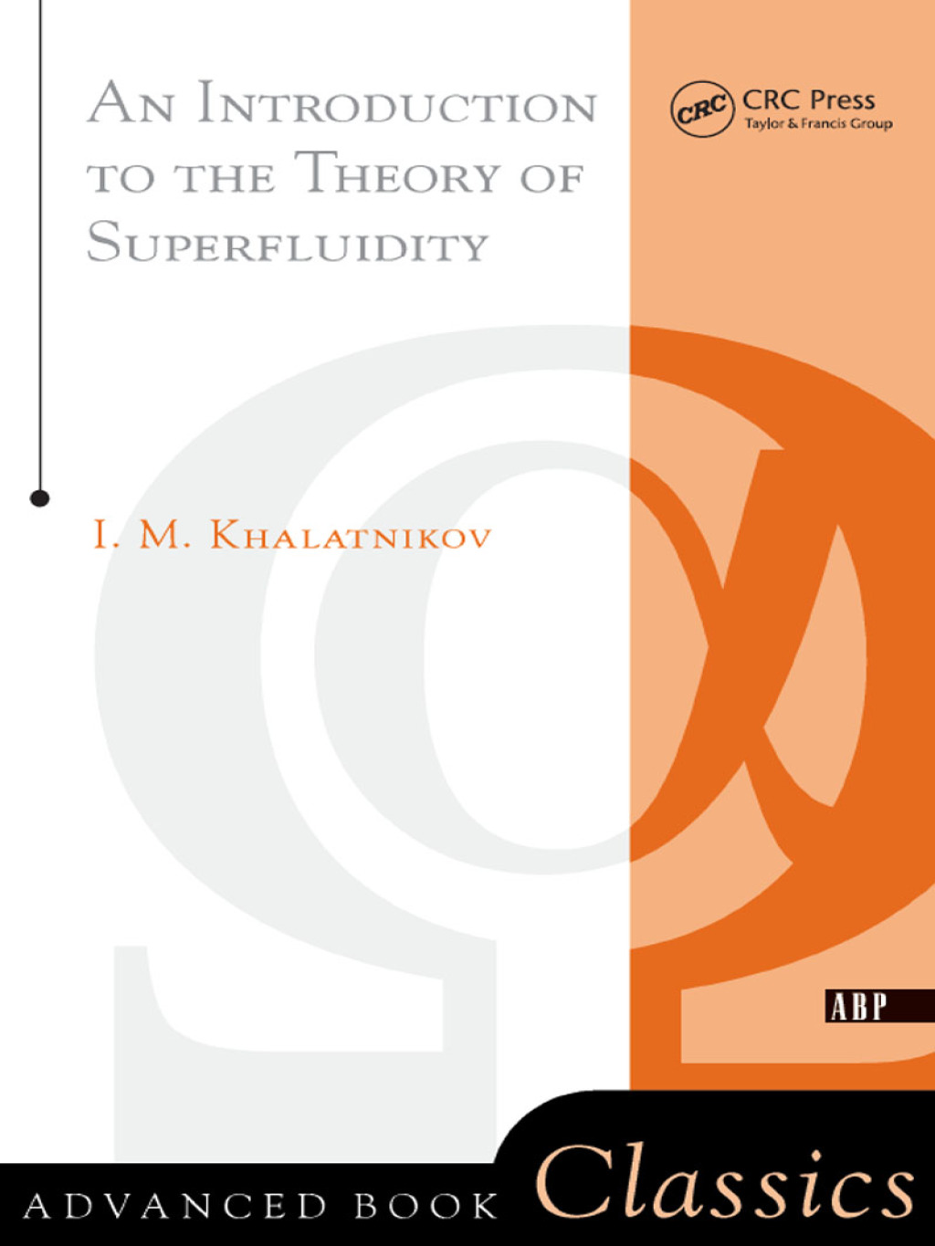 An Introduction To The Theory Of Superfluidity (ebook) eBooks