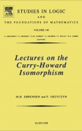 The Curry-Howard isomorphism states an amazing correspondence between systems of formal logic as encountered in proof theory and computational calculi as found in type theory