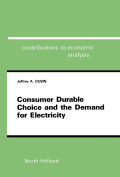 Consumer Durable Choice And The Demand For Electricity