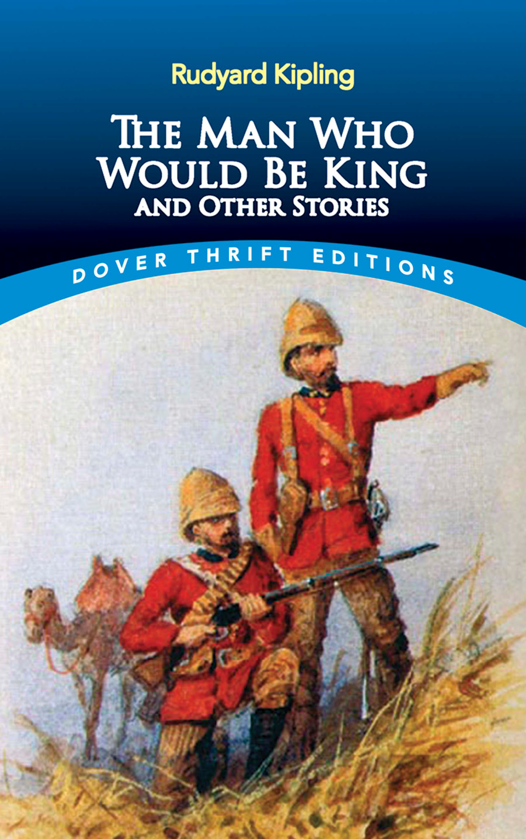 The Man Who Would Be King (ebook)